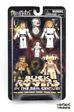 Buck Rogers in the 25th Century Minimates Box Set