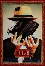 Naked Lunch Movie Poster 24in x 36in