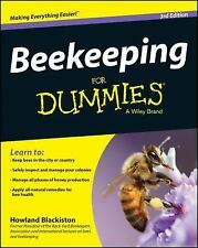 Beekeeping for Dummies® by Howland Blackiston (2015, Paperback)