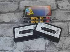 NOW 10 - Various Artists / Double Cassette Album Tape / Fatbox / Paperlabel/4262