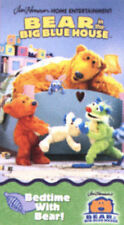 Bear in the Big Blue House, Vol. 8 - Bedtime / Night [VHS]