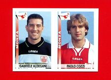 CALCIATORI Panini 2000-2001 - Figurina-sticker n. 515 - MONZA -New