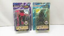2 Wetworks Ultra-Action Figures Vampire & Assassin One McFarlane Toys