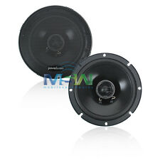 "NEW PowerBass S-6502 2-Way 6.5"" S-Series CAR AUDIO COAXIAL SPEAKERS S6502 6-1/2"""
