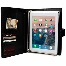 Cooper Cases FolderTab Tablet Portfolio Case for Apple iPad 2/3/4 with Notepad