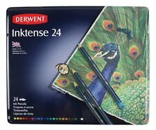 Derwent Inktense 24 Pencil Tin