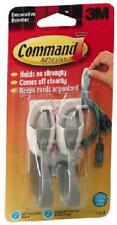 3M Command Large Cord Clip Cable Bundler With Adhesive Strips 17304