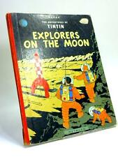 The Adventures Of Tintin. Explorers On The Moon (Herge - 1965) (ID:61034)