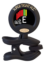 Snark ST8HZ Super Tight Hertz All Instrument Guitar Bass Clip-on Tuner Metronome