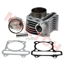 GY6 180cc Cylinder Assy (61mm) For 125cc/150cc GY6-1P52QMI/GY6-1P57QMJ Engines