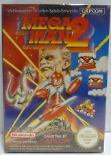 MEGA MAN 2 - NINTENDO NES EUROPA VERSION PAL B BOXED RARE