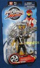 Power Rangers RPM Throttle Max Black Wolf Ranger New 5.5 Inch