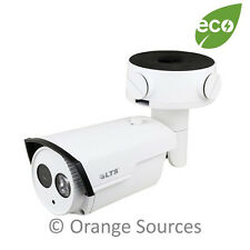 HD TVI 2 Megapixel 1080P 3.6mm Lens Smart Matrix IR 131ft Bullet Security Camera