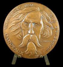 Médaille num 10 / 100 Jean-Baptiste Carpeaux sculpteur & peintre Thurotte Medal