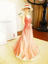 Royal Doulton Pretty Ladies JENNY Petite Figurine of the Year 2014 HN 5676 NEW!