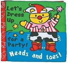 Heads & Toes: Let's Dress Up for a Party!