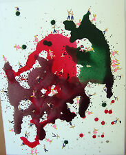 The Curse of Man Meaning of Life haunted painting strong spirit dybbuk Activity