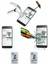 ACM-PACK of 2 TEMPERED GLASS SCREENGUARD for MICROMAX CANVAS JUICE Q461