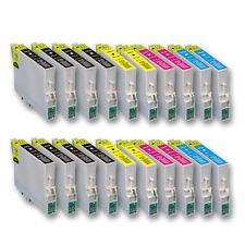 20 komp. Patronen für EPSON SX400 SX405 SX410 SX415 S21