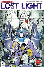 TRANSFORMERS LOST LIGHT #1 1:10 INCENTIVE VARIANT COVER