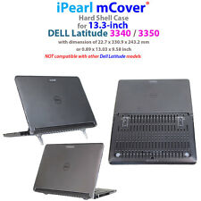 "NEW iPearl mCover® Hard Shell Case for 13.3"" Dell Latitude 3340 3350 laptop"