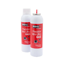 ABBEY PREDATOR MINI ULTRA GAS 270ML NEW FORMULATION AIRSOFT SOFTAIR