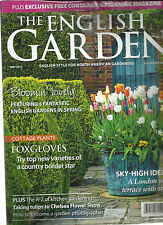 THE ENGLISH GARDEN, APRIL / MAY, 2015  ( ENGLISH STYLE FOR NORTH AMERICAN GARDEN