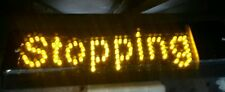 LED Bus Stopping Sign 970-00