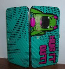 "So So Happy ""HUG IT OUT"" Monster Wallet Clutch Purse"