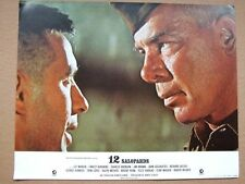 JOHN CASSAVETES LEE MARVIN LOBBY CARD 12 SALOPARDS