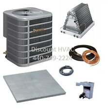 Ducane by Lennox 2.5 ton 13 SEER central A/C unit + coil + Install kit