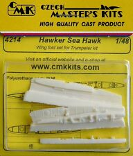 CMK 1/48 Hawker Sea Hawk Wingfold Set for Trumpeter # 4214