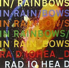 Radiohead In Rainbows 180g vinyl LP NEW sealed