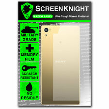 ScreenKnight Sony Xperia Z5 Premium BACK SCREEN PROTECTOR invisible shield