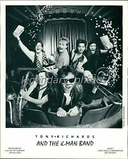 Tony Richards and the K-Man Band Original Music Press Photo