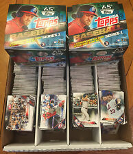 2016 Topps Baseball Series 1 & 2 You Pick 25 Cards to Complete Your Set Lot