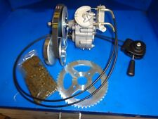 GO CART BUGGY TRANSMISSION FORWARD/ REVERSE WITH CLUTCHES/ SPROCKETS/ SHIFTER