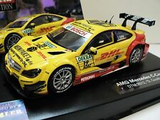 Carrera Evolution 27441 amg mercedes c-Coupe DTM 2012 david coulthard nuevo
