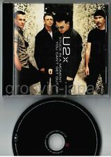 "U2 Stuck In A Moment You Can't Get Out Of JAPAN 5"" MAXI CD UICI-5003 w/PS"