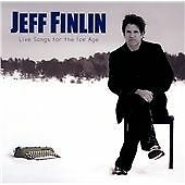 Jeff Finlin Live Songs For The Ice Age CD