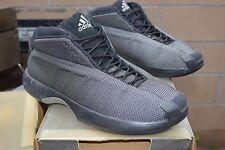 2001 Adidas THE KOBE Playoff OG size 13 Black Mesh