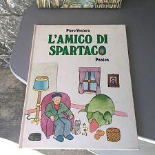 1980# VINTAGE PIERO VENTURA PANTON# L'AMICO DI SPARTACO