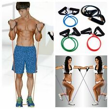 1Pc Yoga Exercise Fitness Resistance Bands Set Home Gym Workout Heavy Handle