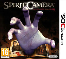 Spirit Camera-LE MEMORIE MALEDETTE NINTENDO 3ds IT IMPORT NINTENDO