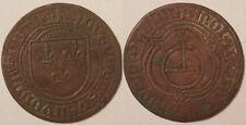 Nuremberg, Jeton de Compte, 15° siècle !!