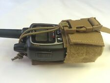 Airsoft Paintball Pouch Double Mag Molle II Radio Gps Military Vest New Tactical