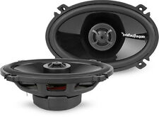 """Rockford Fosgate PUNCH P1462 140W 4"""" x 6"""" 2-Way Coaxial Car Stereo Speakers"""