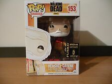 MIB Funko Pop! The Walking Dead 153 Hershel Greene 2014 Convention Exclusive