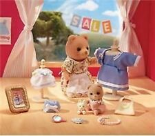 Calico Critters Margaret & Halley's Dress Shop, NEW