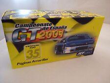 PA 6 FLY CAR 1/32 SCALE CAMPEONATO DE ESPANA GT 2001 VENTURI 400 35